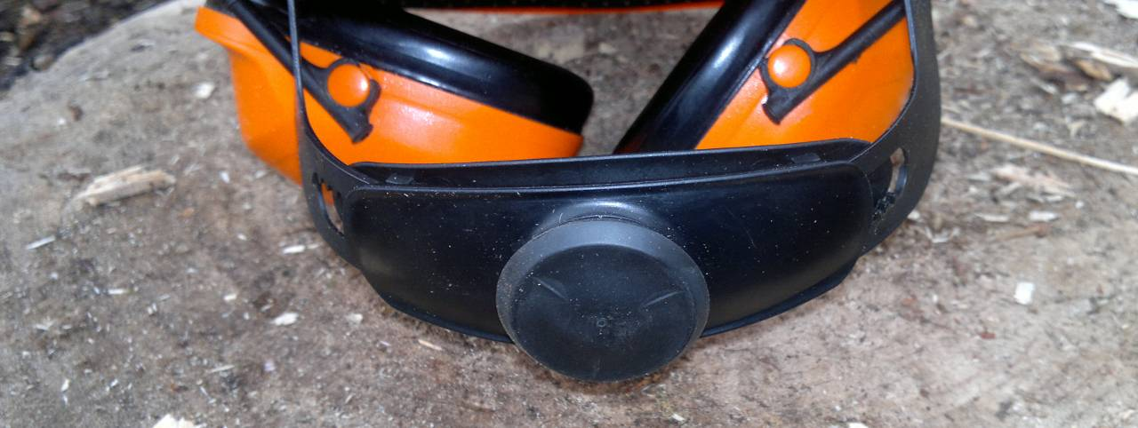 Stihl Expert headband adjuster