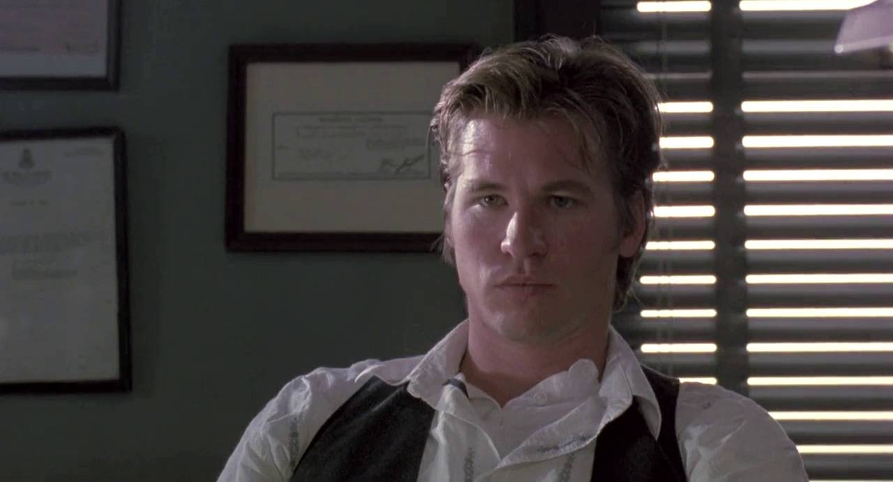 Val Kilmer as private investigator Jack Andrews in Kill Me Again (1989)