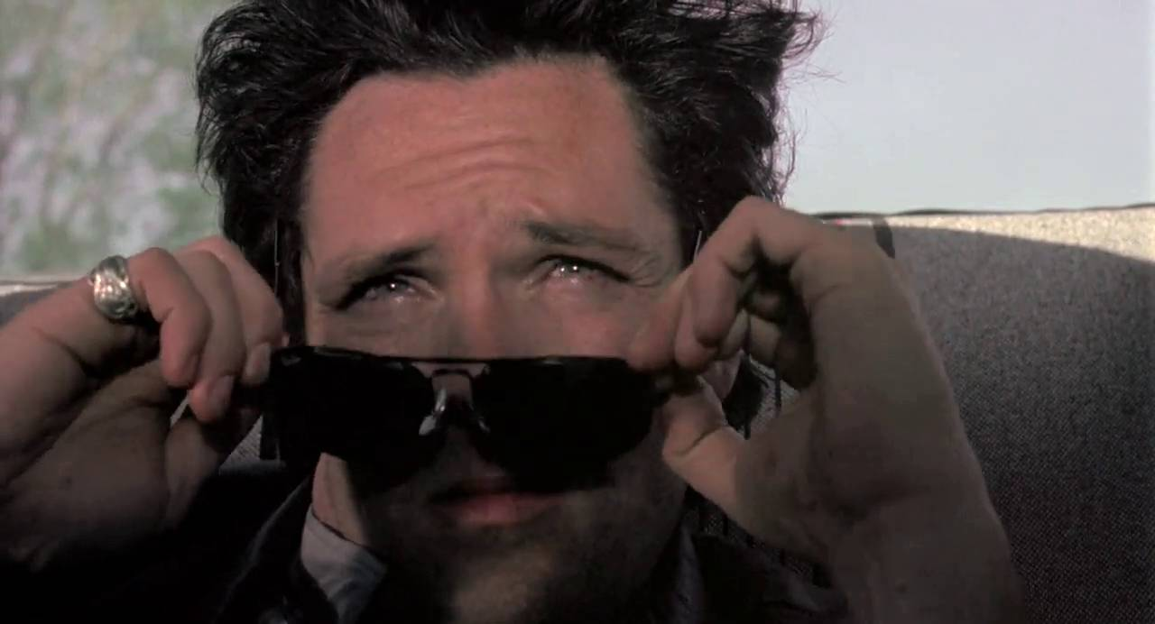 Michael Madsen as Vince Miller in Kill Me Again